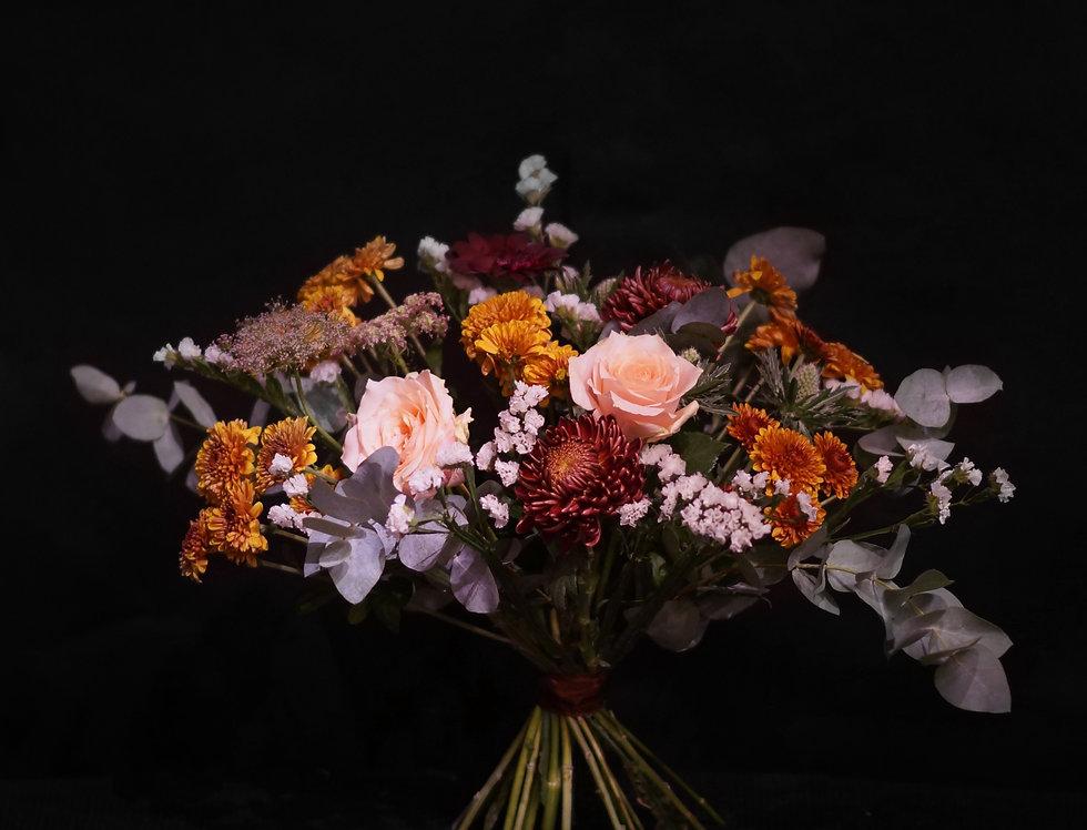 Floristens Vackra Blandning Bukett