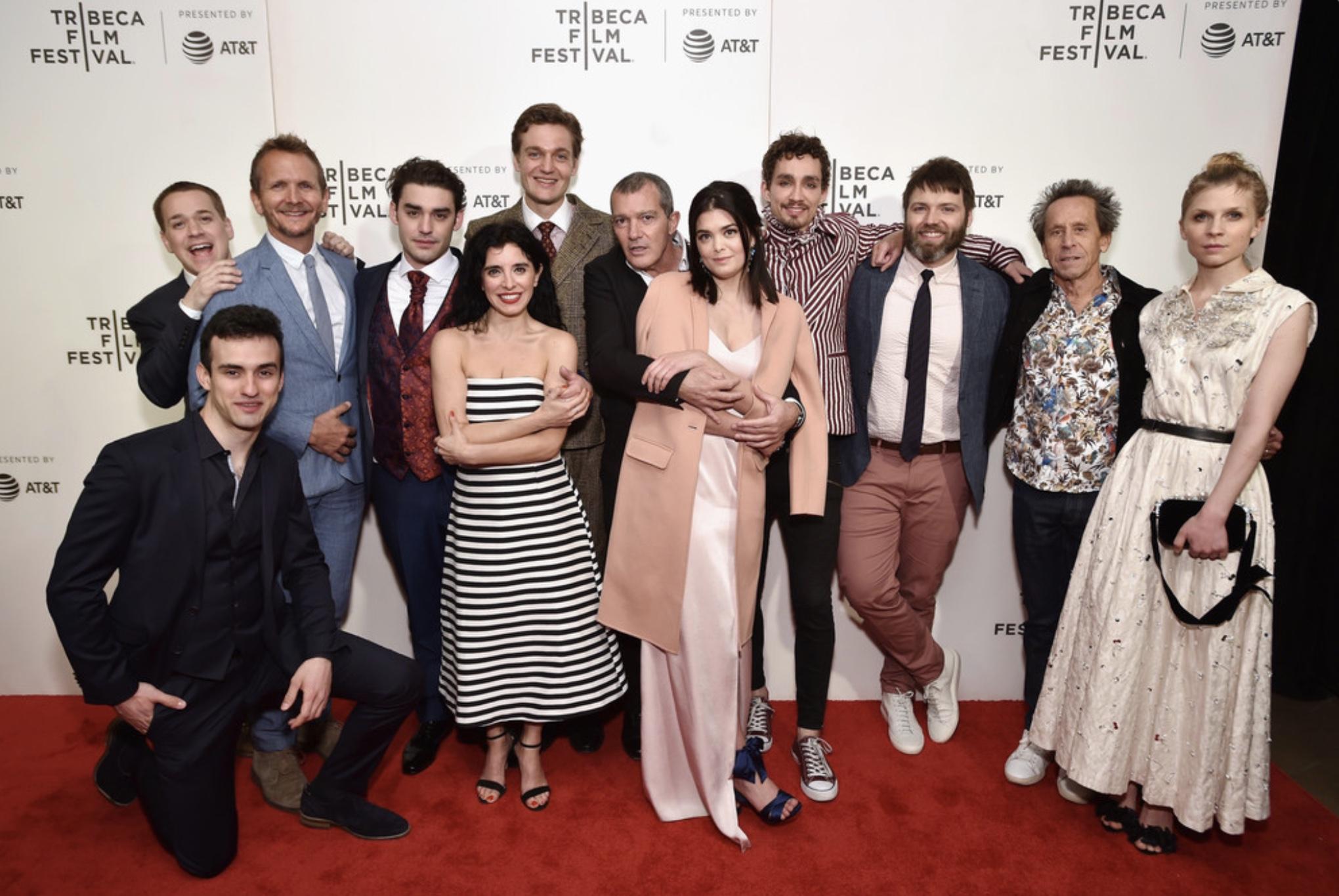 Tribeca Film Festival.