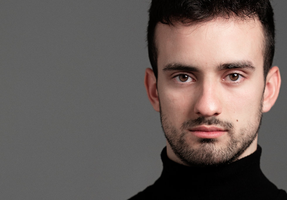 Christian López Lamelas actor