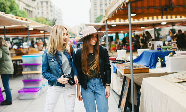 Outdoor Market
