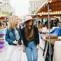 Outdoor-Markt