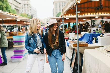 Mercado al aire libre