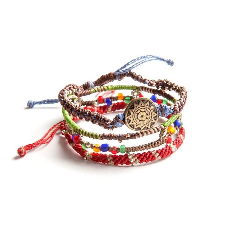 rainbow-earth-bracelets