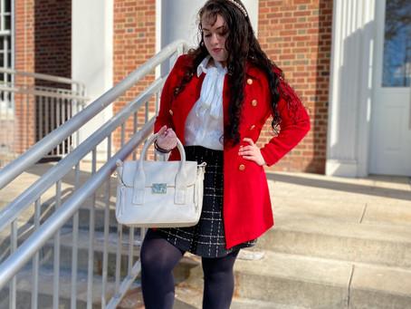 How to dress like Blair Waldorf on a budget: