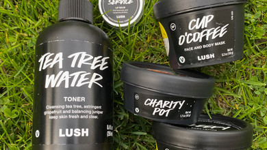 LUSH Must Haves