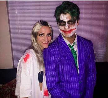Kaitlyn Baldini and Connor Karkowsky