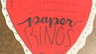 DIY Valentine's Day Cards