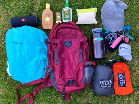 What to Have For a Hike