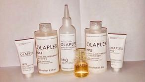 Olaplex Hair Care Routine
