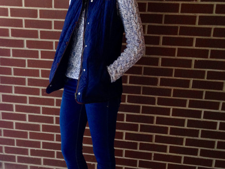 Student Style Look of the Day