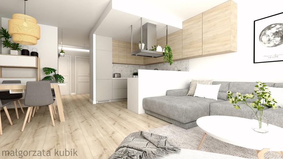 Mieszkanie w Koninku