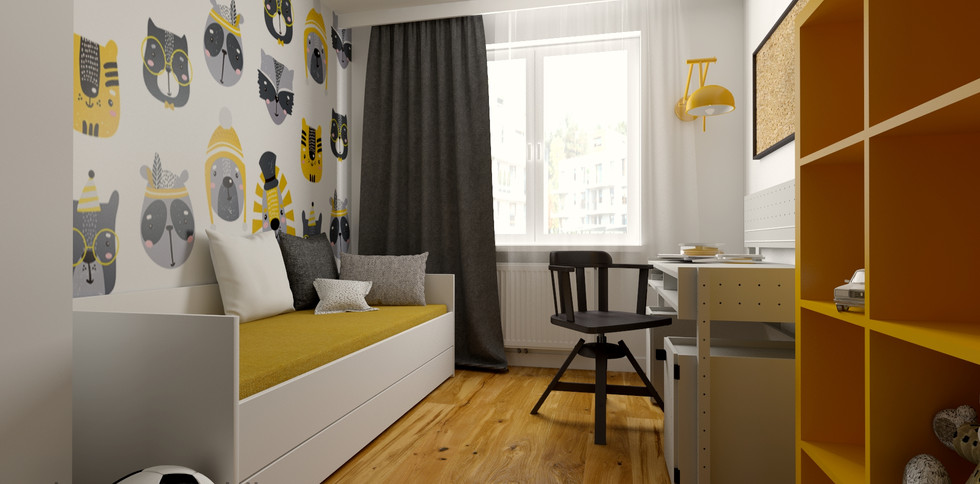 Pokój Oliwiera