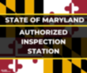 STATE OF MARYLAND AUTHORIZED INSPECTION