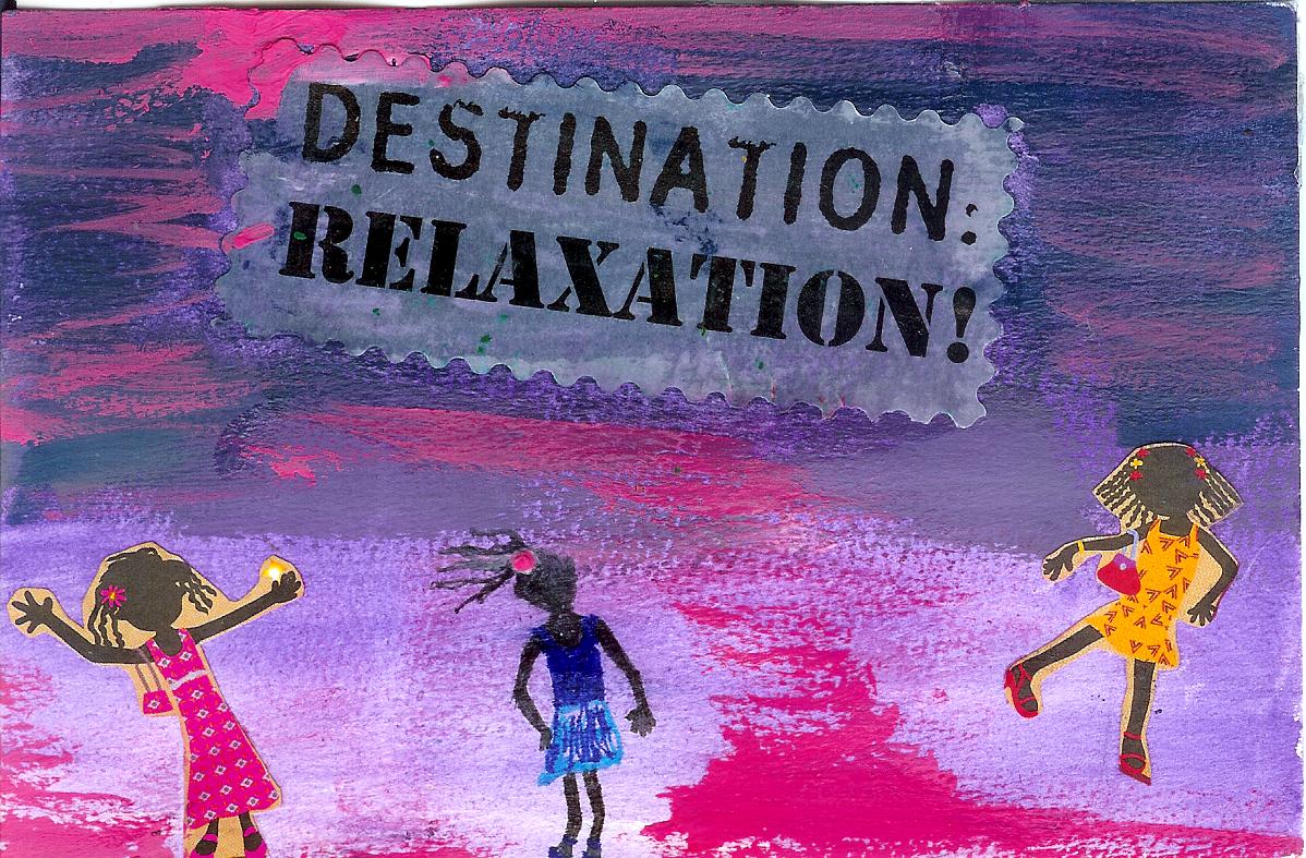 Destination relaxation