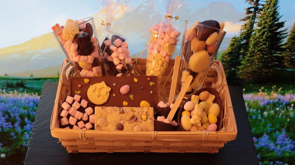 Easter Egg Luxury Gift Hamper