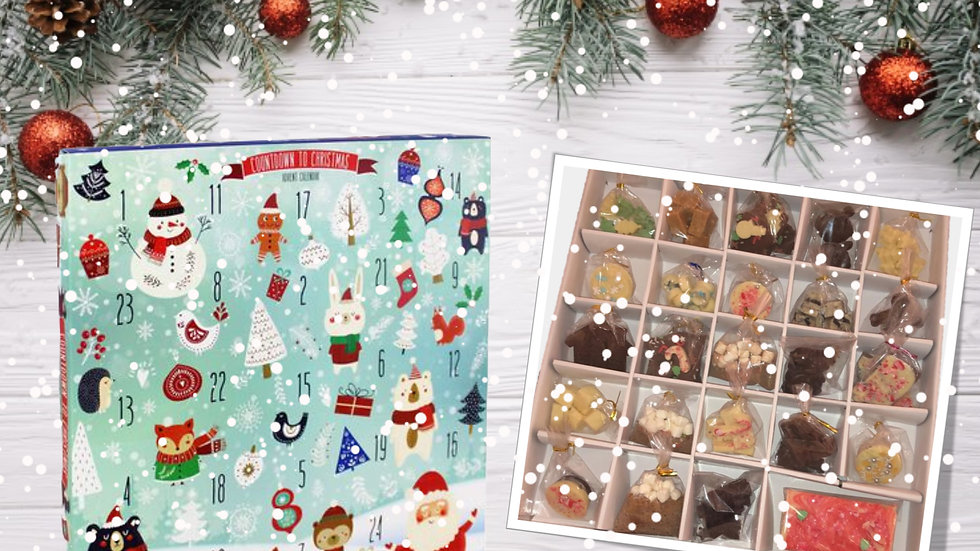 Deluxe Extra Large Advent Calendar