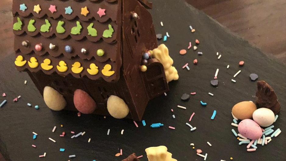 Belgian Chocolate Cottage Kit