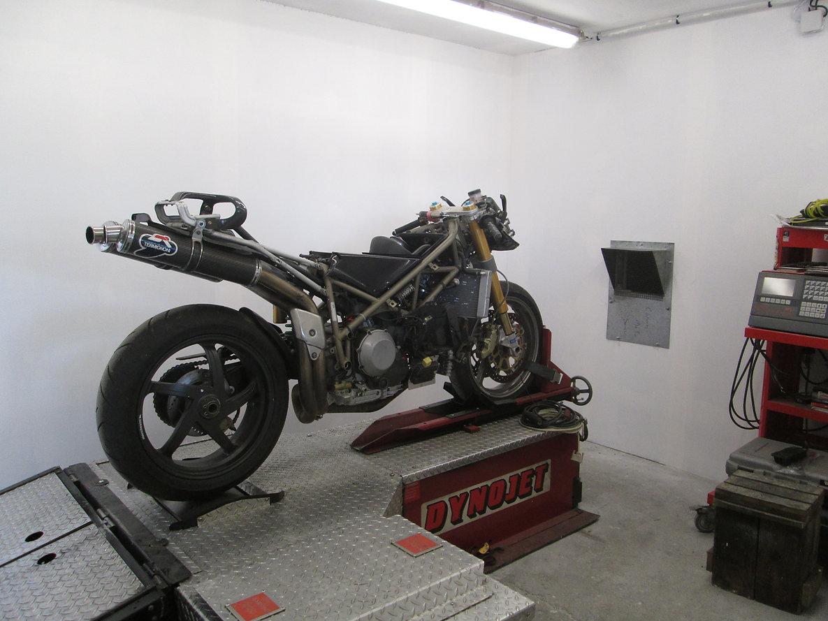 Franck Garage Garage Moto 64 40