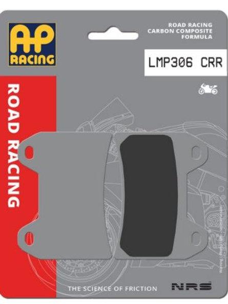 Plaquette de frein AP RACING LMP 306CRR