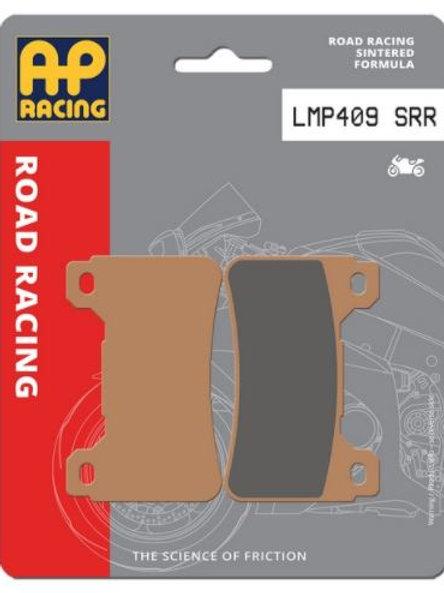 Plaquette de frein AP RACING LMP409SRR