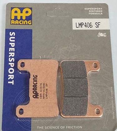 Plaquette de frein AP RACING LMP406SF