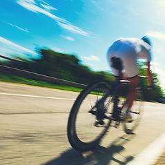 アスリート,自転車