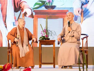 The New MBA -- Venerable Yifa and Master Jijing are Masters of Buddhist Administration