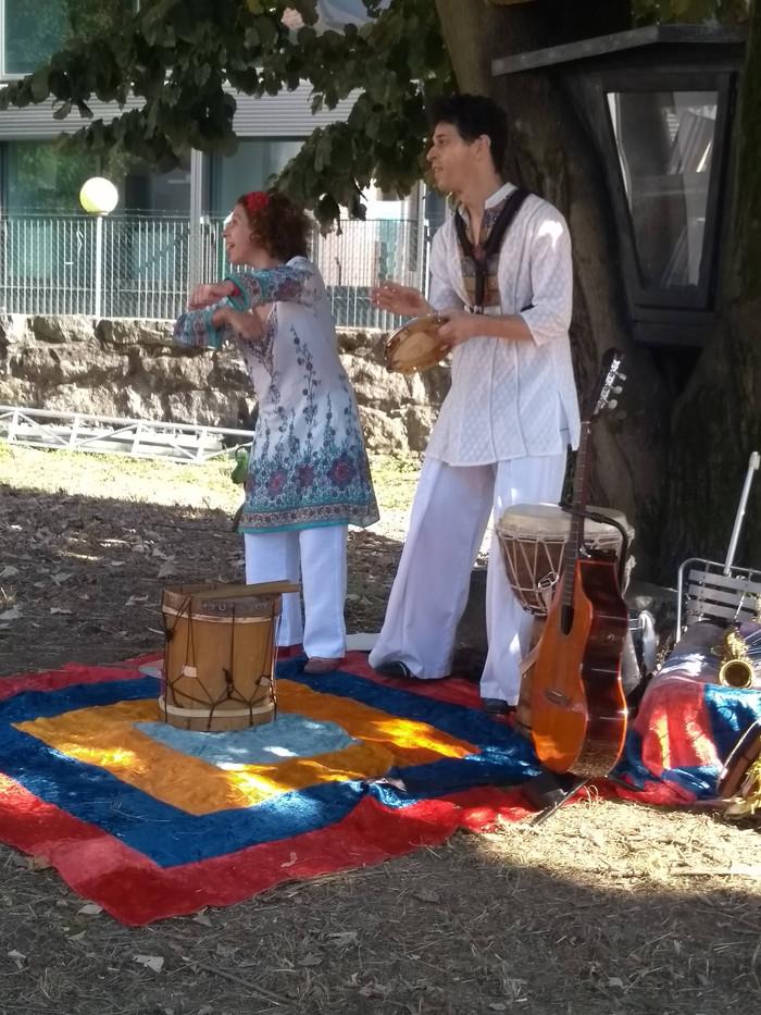 De lá pra cá: dia do Folclore