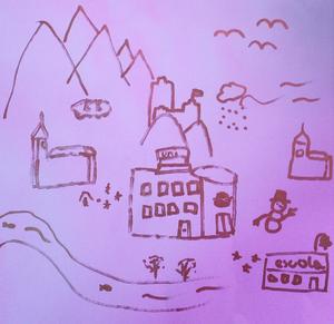 Desenho de Lana (Eichstätt)