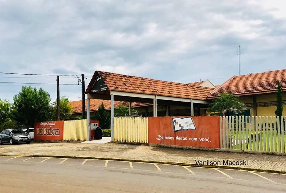 Colégio Estadual Rui Barbosa - Nova Laranjeiras - Paraná - Brasil
