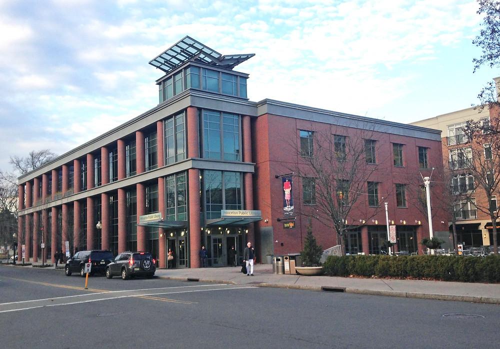 Biblioteca pública de Princeton