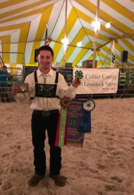 2017 Collier County Grand Champion S