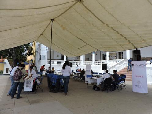 Feria de servicios Municipio de Acatlán