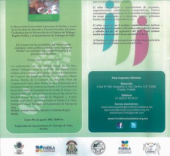 2011 Presentación Libro Diálogos Migrato