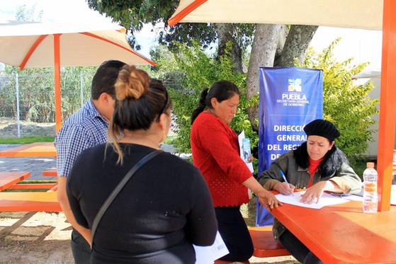 Feria de servicios Municipio San Gregori