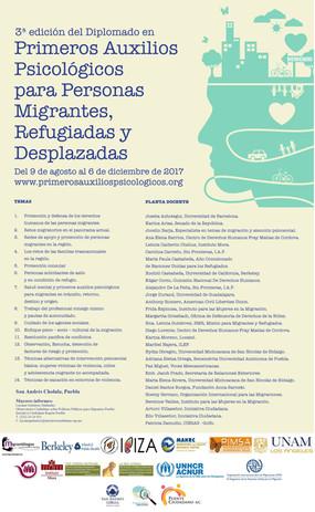 2017.SedePueblaDiplomadoPsicolMigrantes.