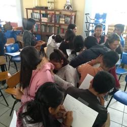 Dinámicas participativas Proyéctate