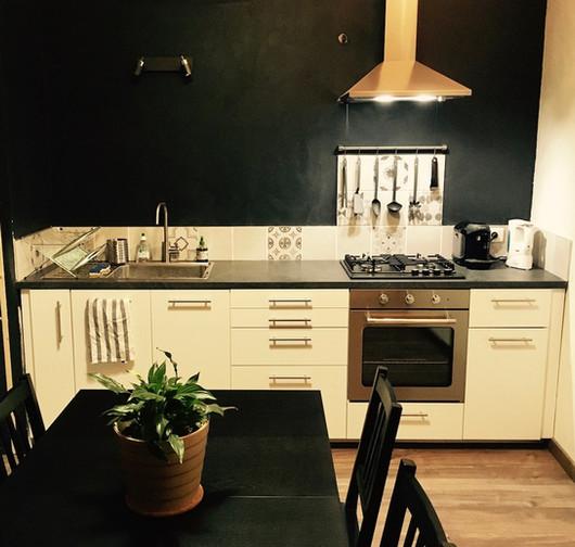 l'herbergment - cuisine