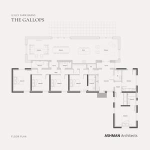 Ilsley Barn Farms - The Gallops - Floor Plan