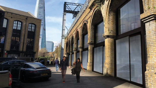 Conversion of Railway Arches into Offices