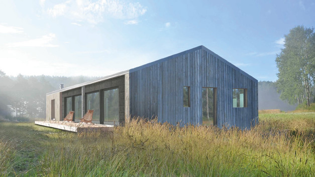The Rifle Range – Store Conversion into Rural Family Home