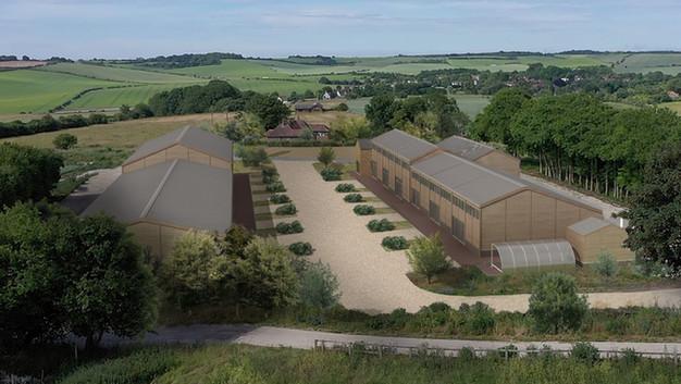 Ilsley Barn Farm – Rejuvenation of Redundant Farmstead, West Berkshire
