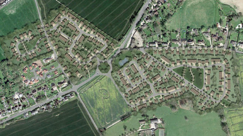 Drove Park, Berkshire - Land Allocation