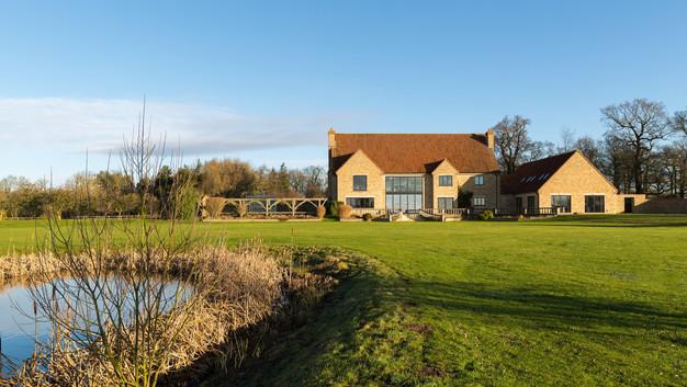 Nocton Wood House – Commercial Estate Office Conversion, Lincolnshire