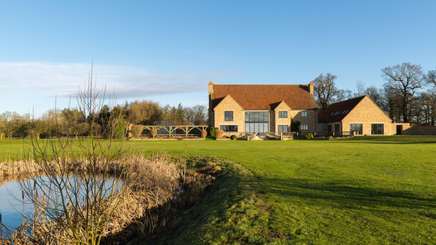 Nocton Wood House – Commercial Estate Office Conversion, Lincolnshire
