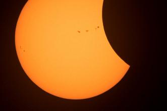 Eclipse photo by Steve Dingeldein