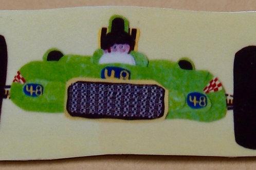 Racecar Pin