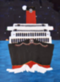 Transatlantic Liner 'Napoleon'