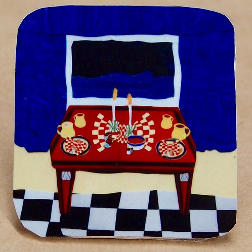 Table For Two Pin