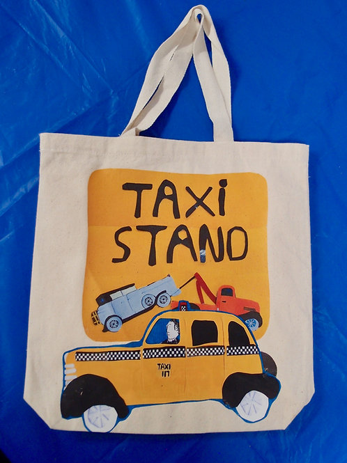 Taxi-Stand Tote
